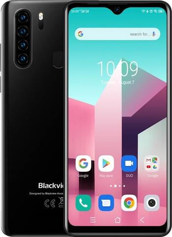 Смартфон Blackview A80 Plus, черный