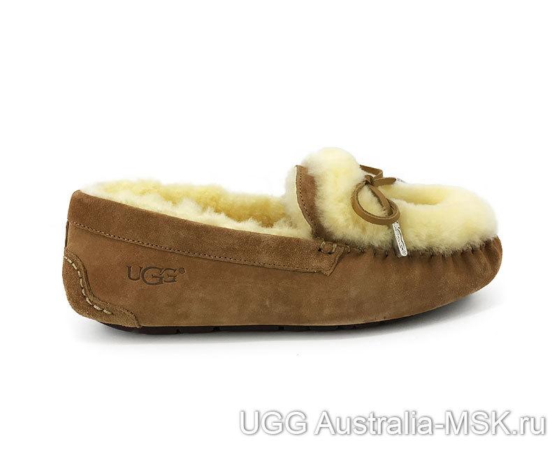 UGG Moccasins Ansley Rivers  Chestnut