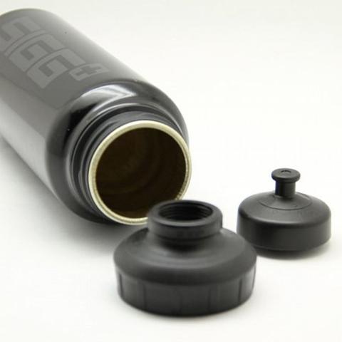 Бутылка Sigg WMB Gnature (1 литр), черная