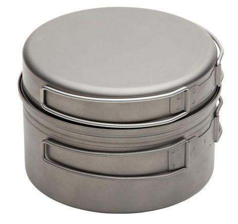 Картинка набор посуды Fire Maple Horizon 1, титановый  - 1