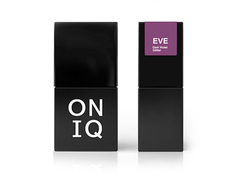 Гель-лак ONIQ Eve 126 - Dark Violet Glitter, 10 мл