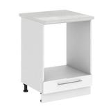 Кухня Капля 3D Шкаф нижний духовой СД 600