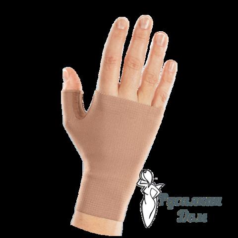 Перчатка с открытыми фалангами Medi. Класс - 2. мод 722. CCL-2