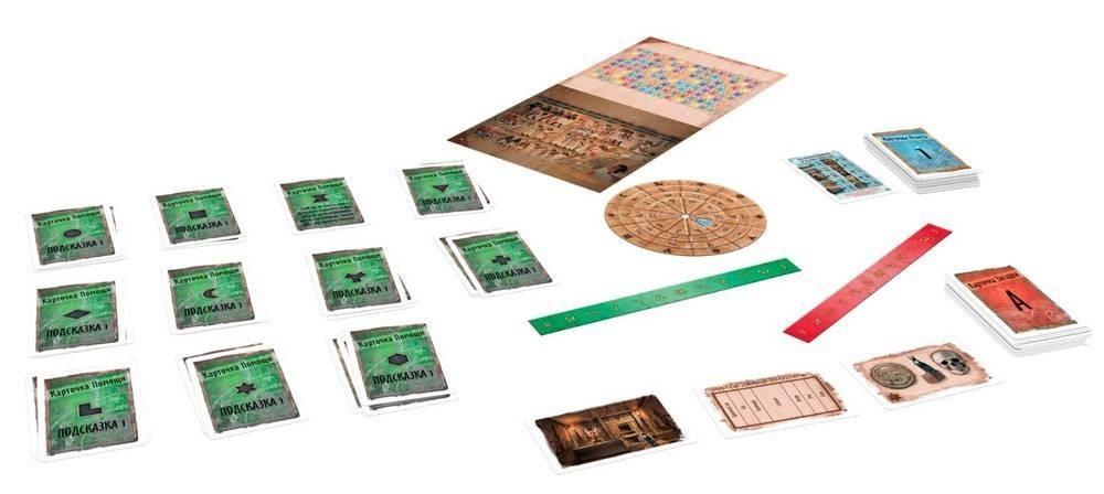Настольная игра EXIT Квест. Гробница фараона