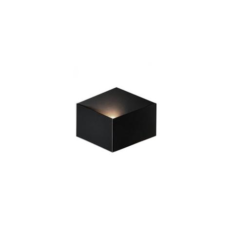 Настенный светильник копия Fold 4200 by Vibia (1 плафон, черный)