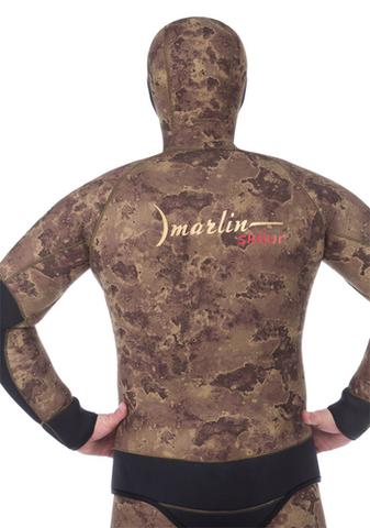Гидрокостюм Marlin Skilur 2.0 Oliva 10 мм куртка – 88003332291 изображение 19
