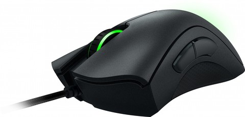 Мышь Razer DeathAdder Essential Black USB
