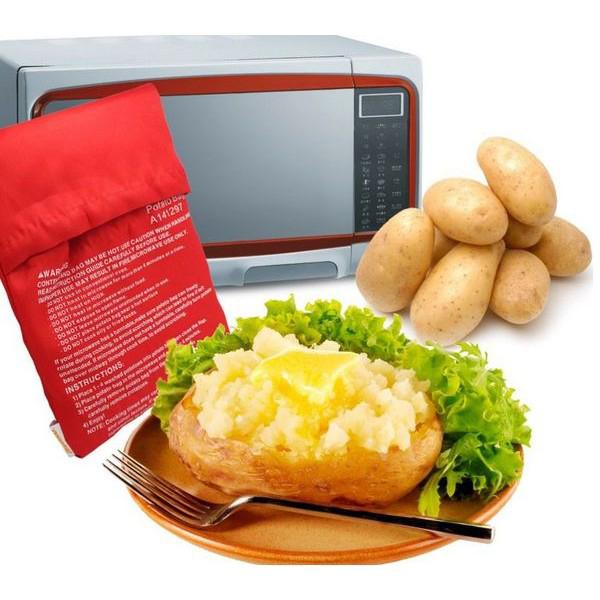 Товары для кухни Мешок для запекания картошки Potato Express potato_express.jpg