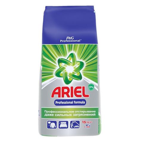Порошок стиральный автомат Ariel Professional 15 кг