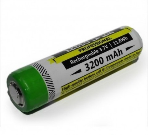 Li-Ion аккумулятор Armytek 18650 3200mAh (защищенный)