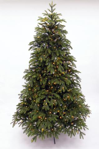 Black Box ель Коттеджная (лампы) 3,05 м зеленая