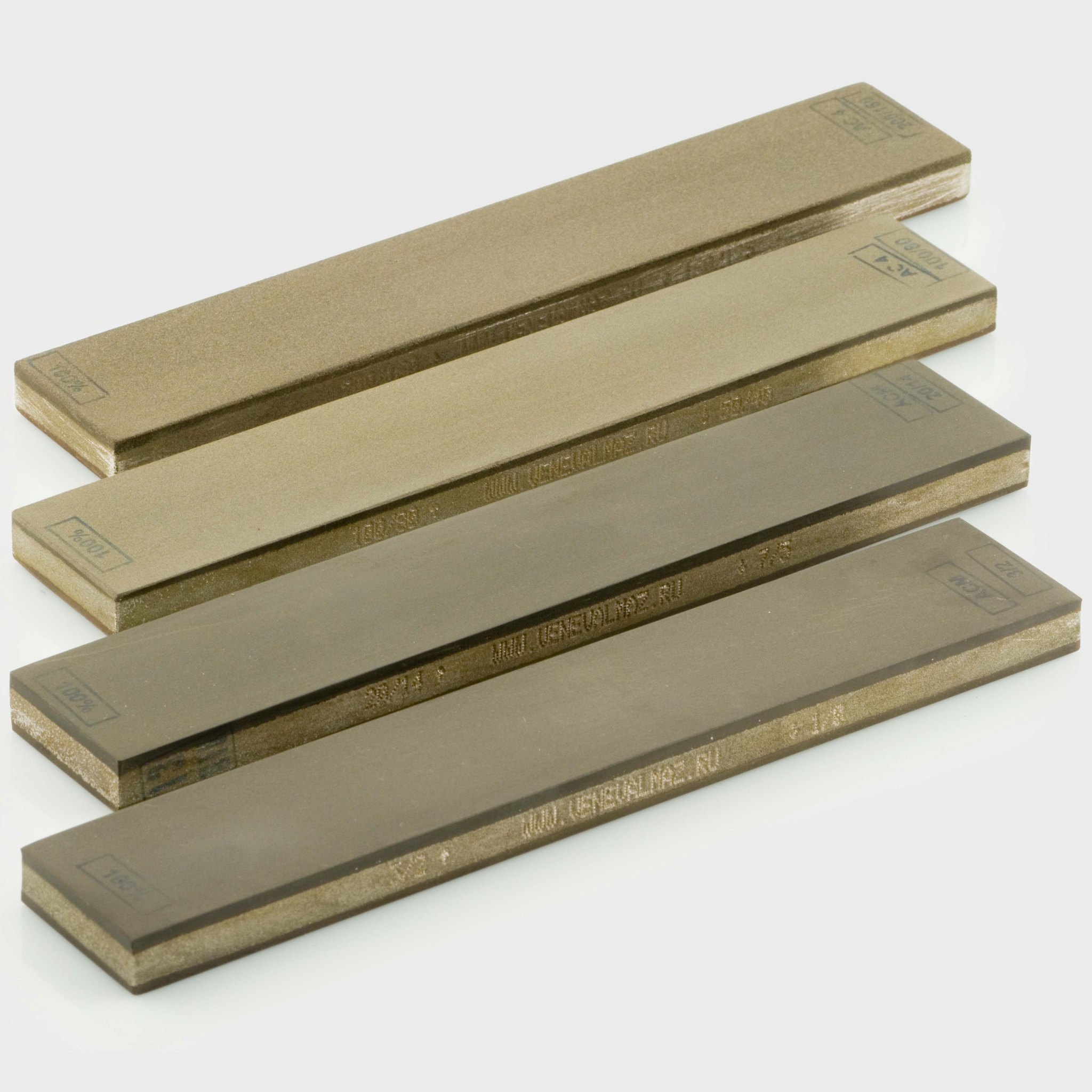 Наборы алмазного инструмента Набор из 4 брусков 200х35х10 OSB 100% набор_4.jpg