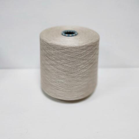 Cashmere Silk light, Шёлк 30%, Кашемир 70%, Светлый серо-бежевый, 2/48, 2400 м в 100 г