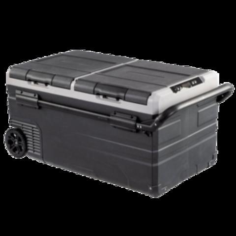 Компрессорный автохолодильник ALPICOOL TWW95 (95 л.) 12-24-220В