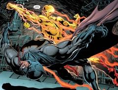 DC. Rebirth. Бэтмен. Значок (обложка Флэш)