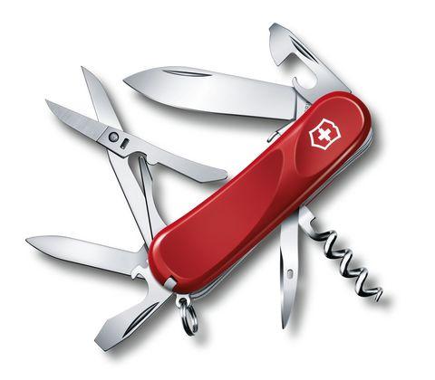 Складной нож Victorinox Evolution S14 (2.3903.SE) - Wenger-Victorinox.Ru