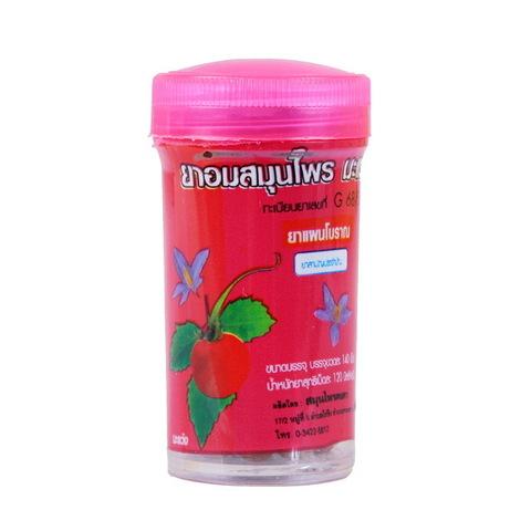 Драже со вкусом Красного яблока, Конгка Херб, от кашля, способствуют отхождению мокроты.
