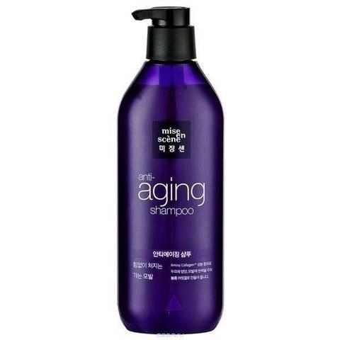 Mise-en-Scene Aging Care Shampoo антивозрастной шампунь для волос