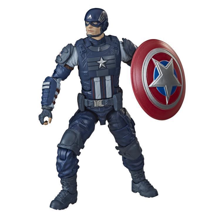 Фигурка Капитан Америка Марвел Мстители Legends 15 см