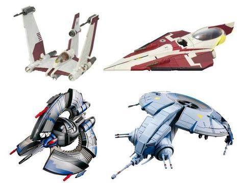 Star Wars Vehicles 2011 Series 01