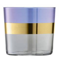 Набор из 2 стаканов Bangle, 310 мл, фиолетовый, фото 4