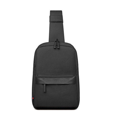Рюкзак однолямочный WiWU Vigor чёрный