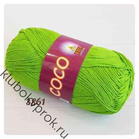 COCO VITA COTTON 3861, Зеленый