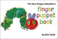 VeThe Very Hungry Caterpillar Finger Puppet Book