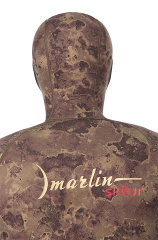 Гидрокостюм Marlin Skilur 2.0 Oliva 10 мм куртка – 88003332291 изображение 21