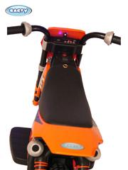Электромотоцикл  BARTY CROSS  YM68 оранжевый