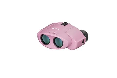 Бинокль PENTAX UP 10x21 розовый