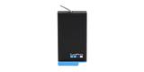 Литий-Ионный аккумулятор Rechargeable Battery для GoPro MAX ACBAT-001 вид спереди