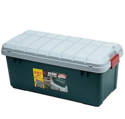 Экспедиционный ящик IRIS RV BOX 800 c двойной разделенной крышкой