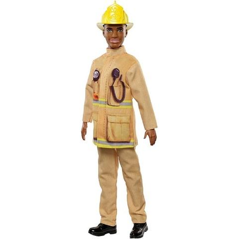 Барби Кем Быть Кен Пожарный