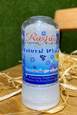 Дезодорант-кристалл натуральный Rasyan 80г Тайланд
