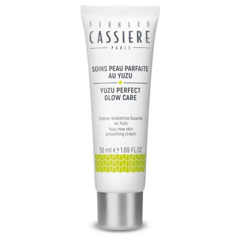 BERNARD CASSIERE Линия Осветление и сияние с юдзу: Разглаживающий крем для лица с юдзу (Skin Smoothing Cream), 50мл