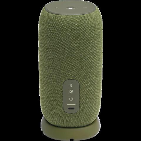 Умная колонка JBL Link Portable с Алисой зеленый