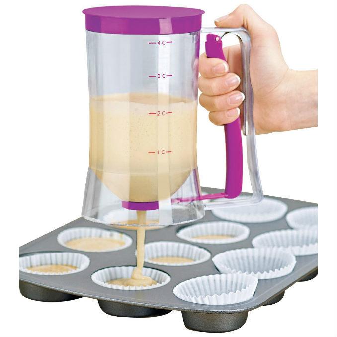 Кухонные принадлежности и аксессуары Дозатор для жидкого теста Batter Dispenser dc0945aa0c7fa1c17f0c9abb5039939d.jpg