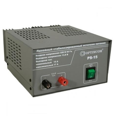 Трансформаторный блок питания Optim PS-15