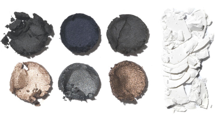 Laura Mercier Editorial Eye Palette Iintense Clays палетка теней
