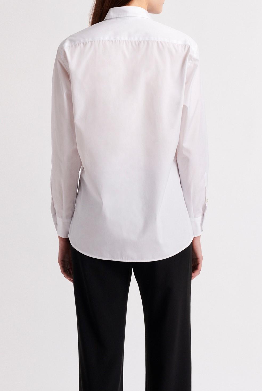 NESSA - Рубашка из хлопкового поплина