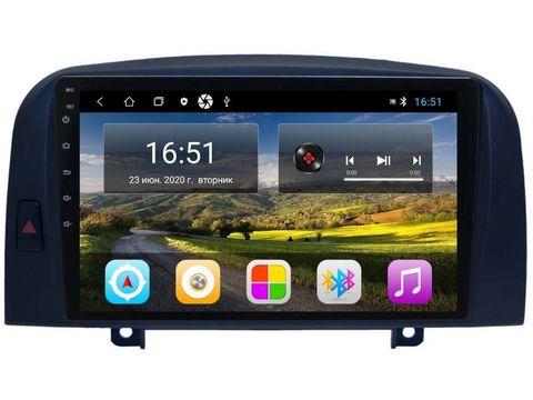 Магнитола Hyundai Sonata NF (04-08) Android 11 2/16GB IPS модель CB-3403T3L