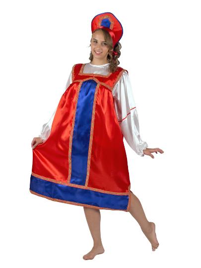 Карнавальный костюм Маруся