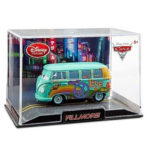 Филлмор автобус-фольксваген Тачки 2
