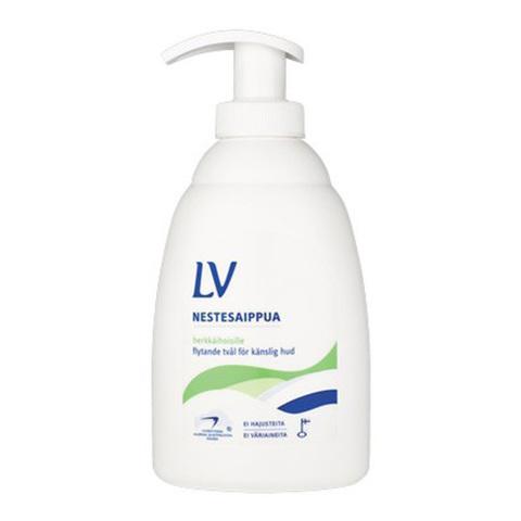 LV Гипоаллергенное жидкое мыло 300 мл