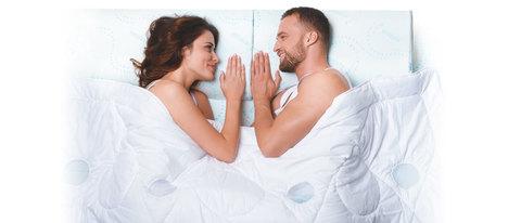 Одеяло Trelax  с терморегулирующими вставками