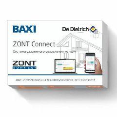 GSM термостат для газовых котлов BAXI и De Dietrich ZONT CONNECT