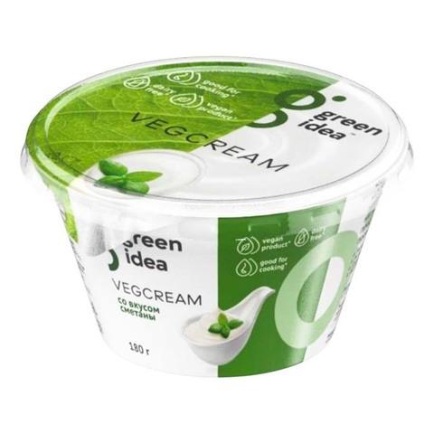 Green idea Крем со вкусом сметаны