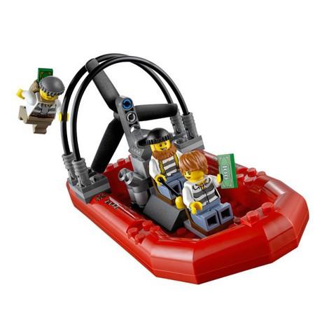 LEGO City: Секретное убежище воришек 60068 — Crooks' Hideout — Лего Сити Город
