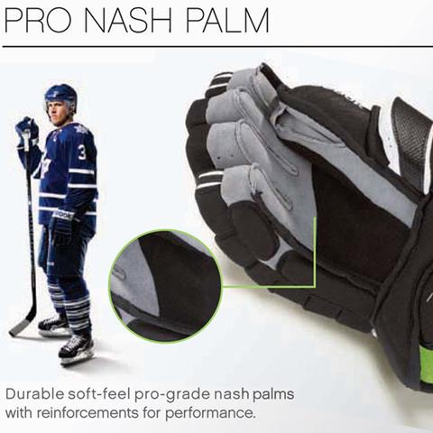 Перчатки хоккейные REEBOK 9000 4-ROLL SR